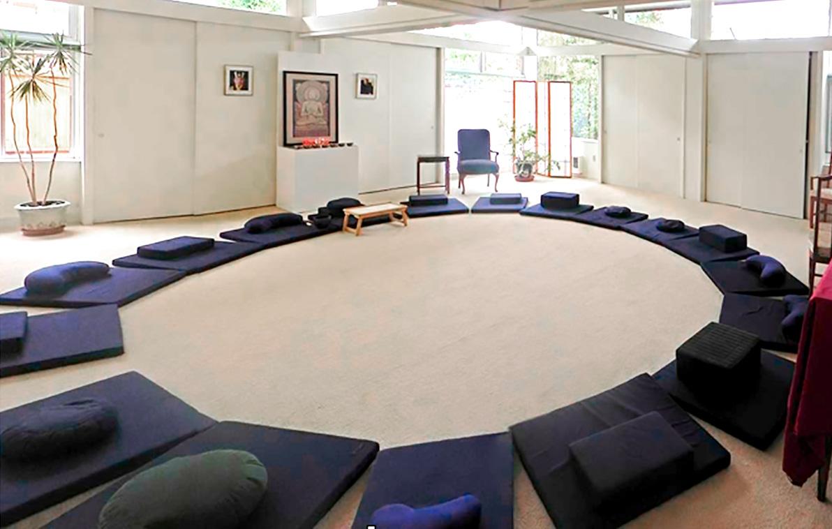 Vajra Spot Room accommodates 50 people