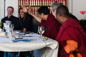 NW10_Teachers Panel_High Five_2_ 20141116-NalandaWest-by-Scott-Pownall-3116