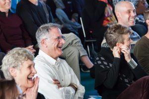 NW10_Audience_laughing_Jack Elias_20141116-NalandaWest-by-Scott-Pownall-3108