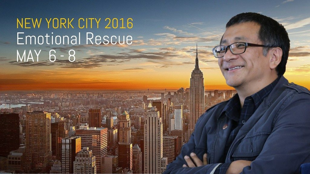 Join Dzogchen Ponlop for a talk and workshop based on his new book, Emotional Rescue