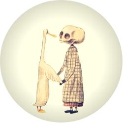 Duck, Death & the Tulip