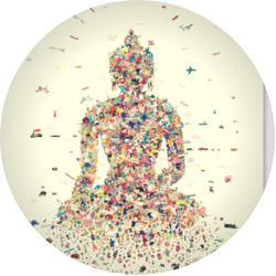 IMPORTANT CHANGE: FRESH MINDS: Rebel Buddha book group